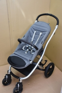 Britax wózek spacerowy Affinity 2 Base Model Chrome